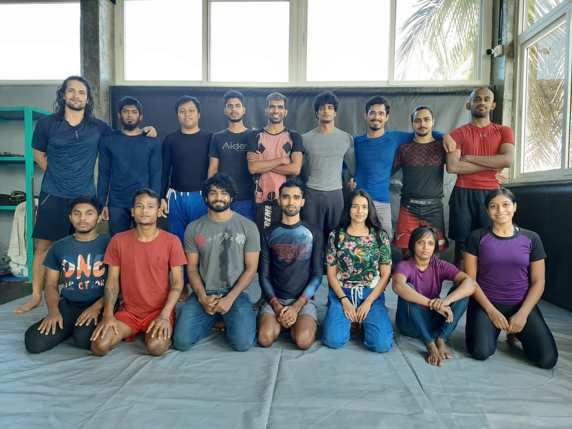 Jiu Jitsu Therapy